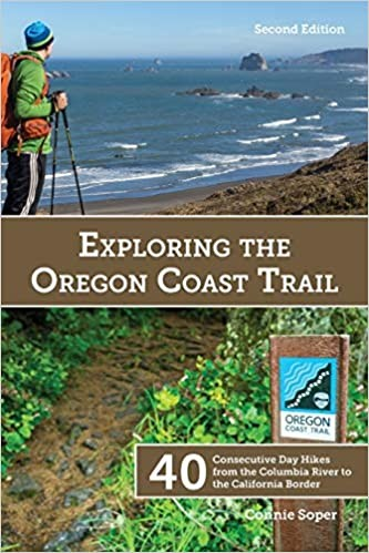 Oregon Coast Trail: Official Pocket Guide & Maps, North Coast