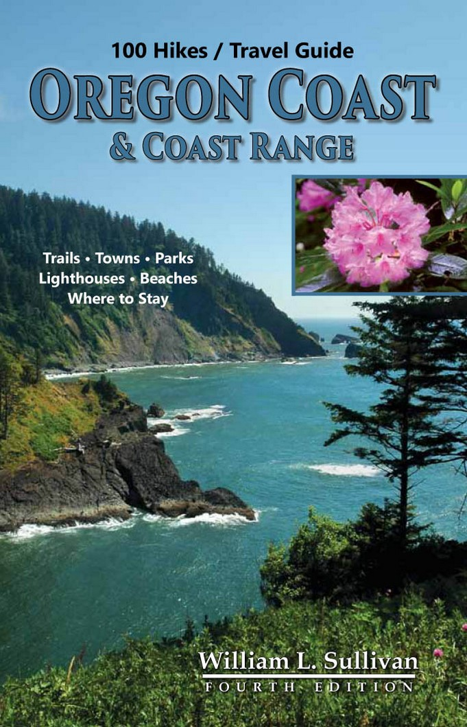 100 Hikes/Travel Guide: Oregon Coast & Coast Range