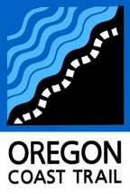 Oregon Coast Trail Official Signage
